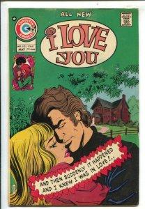 I Love You #112 1975-Charlton-25¢ cover price-gambling splash panel-VG