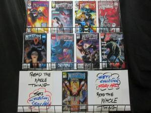 MIDNIGHT SONS UNLIMITED (1993) 1-9  ALEX ROSS complete!