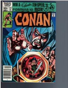 Conan the Barbarian #131 (1982)
