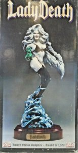 Lady Death Limited Edition 1/8 Sculpture ONLY 3200 MADE!