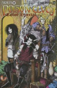 Poison Elves (Sirius) Special #1 VF/NM; Sirius   save on shipping - details insi