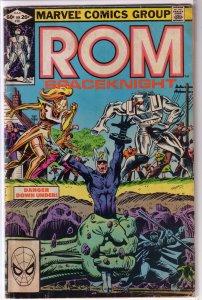Rom vol. 1   #28 FR/GD