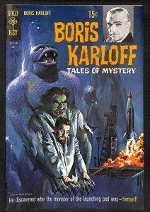 Boris Karloff Tales of Mystery #26 (1969)