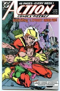 Action Comics Weekly 632 Dec 1988 NM- (9.2)