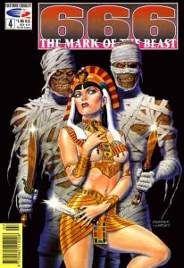 666: The Mark of the Beast #4 VF; Fleetway Quality | save on shipping - details
