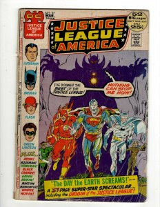 6 Justice League Of America DC Comic Books # 97 106 108 116 120 121 Batman GK34