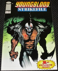 Youngblood: Strikefile #1 (1993)