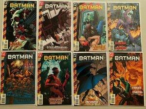 Batman No Man's Land 13 different 8.0 VF (1998-2001)