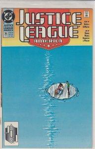 Justice League America #35 (1990)
