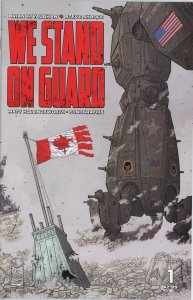 We Stand On Guard 1  9.0 (our highest grade)  Brian K Vaughan 2015
