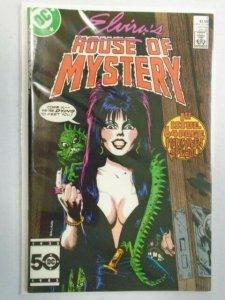 Elvira's House of Mystery #1 8.0 VF (1986)