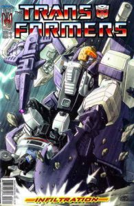 Transformers, The: Infiltration #3B FN; IDW   save on shipping - details inside