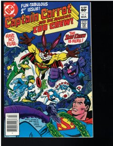 Captain Carrot and His Zoo Crew #1 (DC, 1982)