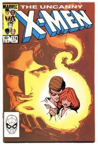 X-MEN #174 comic book 1983-MARVEL-HIGH GRADE