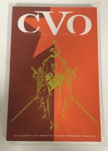 CVO Covert Vampiric Operations TPB NM Near Mint IDW Comics Alex Garner