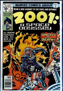 2001, A Space Odyssey #4 (1977)