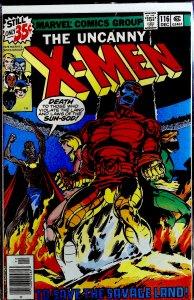 The X-Men #116 (1978)