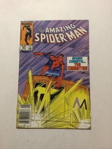 Amazing Spider-Man 267 NM Near Mint News Stand Edition
