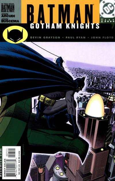 Batman: Gotham Knights #7, NM- (Stock photo)