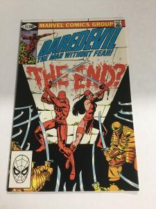 Daredevil 175 Vf/Nm Very Fine/Near Mint Marvel Comics