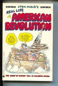 Real Life American Revolution-Stan Mack-1994-PB-VG/FN