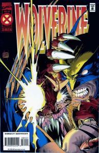Wolverine #89 FN; Marvel   save on shipping - details inside