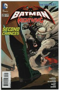 Batman and Nightwing #23 Second Chances the New 52