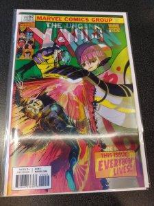 Royals #9 Lenticular X-Men 142 Homage Variant (Marvel, 2017)