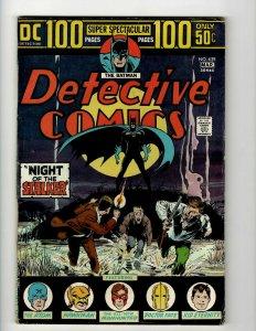 Detective Comics # 439 FN DC Comic Book Batman Robin Joker Catwoman Penguin SR1