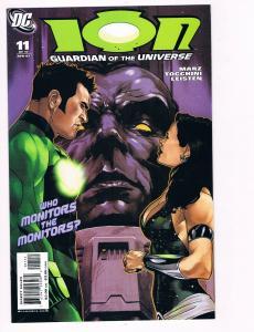 ION Guardians Of The Universe # 11 DC Comic Books Hi-Res Scans WOW!!!!!!!!!! S10