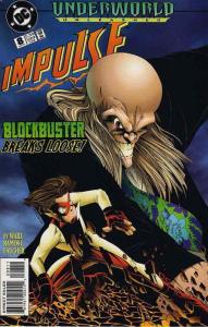 Impulse #8 FN; DC | save on shipping - details inside