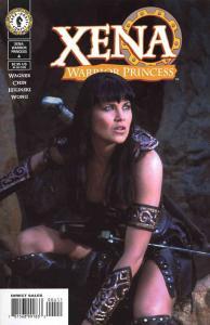 Xena: Warrior Princess (Dark Horse) #4SC VF/NM; Dark Horse | save on shipping -
