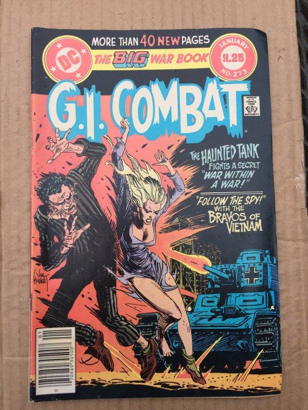 G.I. Combat #273 (1985)