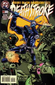 Deathstroke the Terminator #55 VF/NM; DC   save on shipping - details inside