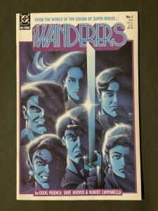 Wanderers #1 (1988)