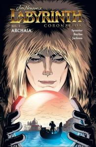 Labyrinth: Coronation (Jim Henson's…) #1A VF/NM; Boom! | save on shipping - deta