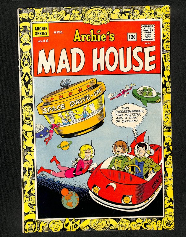 Archie's Madhouse #46 (1966)