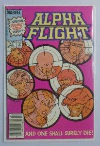 Alpha Flight #12 first series newsstand 6.0 FN (1984)