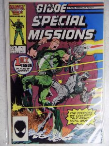 G.I. Joe: Special Missions #1 (1986)