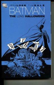 Batman The Long Halloween Jeph Loeb Tim Sale TPB trade