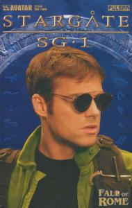 Stargate SG-1: Fall of Rome #1D VF/NM; Avatar | save on shipping - details insid