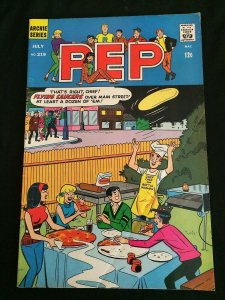 PEP #219 VG Condition