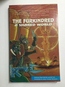 The Furkindred A Shared World Tpb Softcover Sc Near Mint Nm MU Press
