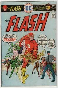 Bronze Age Flash Comics #239 6.0 Fine condition Bronze Age 1976