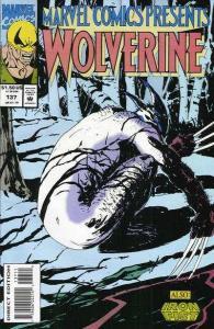 Marvel Comics Presents (1988 series) #137, NM (Stock photo)