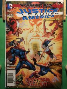 Justice League of America #13 The New 52 FOREVER EVIL
