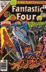 Fantastic Four (Vol. 1) Annual #12 VG; Marvel | low grade comic - save on shippi