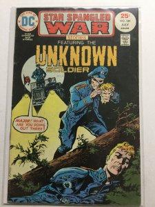 Star Spangled War Stories 189 Very Good Vg 4.0 Dc Comics