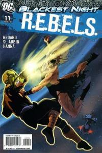 R.E.B.E.L.S. (2009 series) #11, NM (Stock photo)