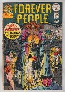 Forever People #8 (May-72) VF/NM High-Grade Big Bear, Beautiful Dreamer, Seri...